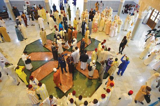 Institut Mohammed VI pour la formation des imams